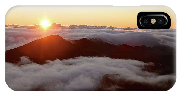 Haleakala IPhone Case