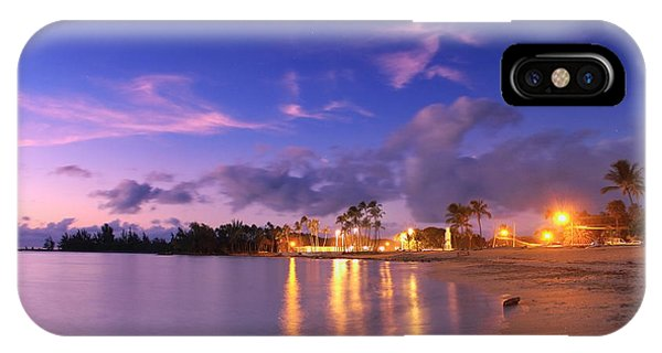 Hale'iwa Evening IPhone Case