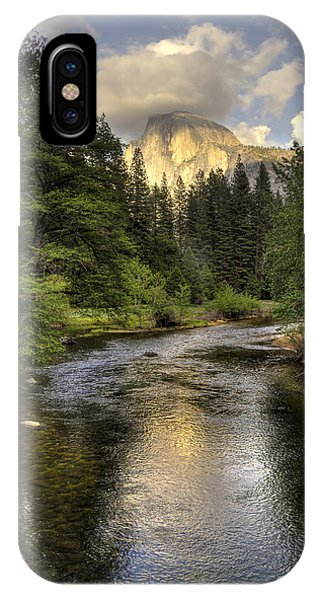 Half Dome Reflection IPhone Case