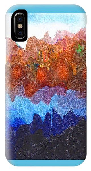 Haliburton Highlands IPhone Case