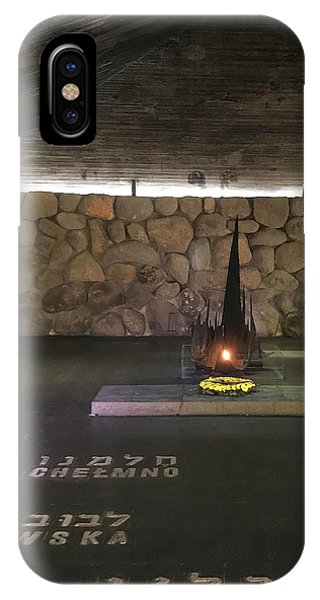 iPhone Case - Hall Of Remembrance by Steven Richman