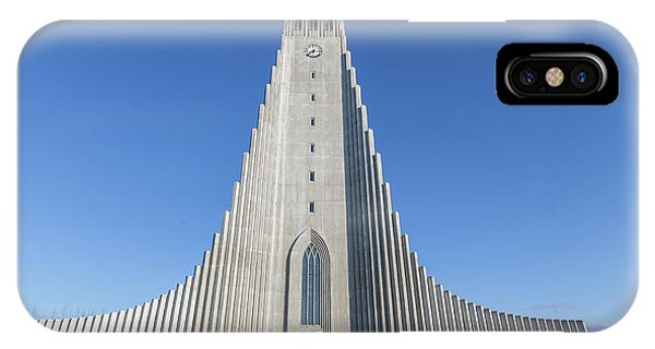 Hallgrimskirka IPhone Case