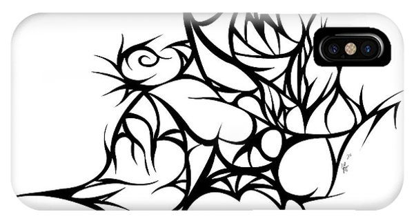 Hallow Web IPhone Case
