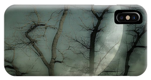 IPhone Case featuring the photograph Halloween by Jackson Pearson