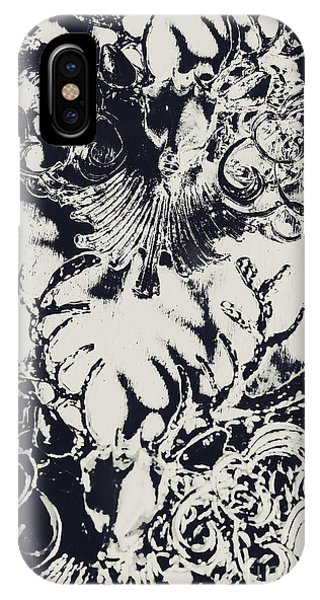 Outline iPhone Case - Halls Of Horned Art by Jorgo Photography - Wall Art Gallery