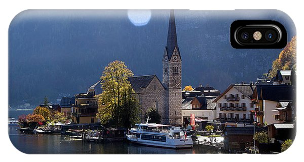 iPhone Case - Hallstatt Austria by April Bielefeldt