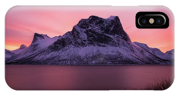 Halo In Pink IPhone Case