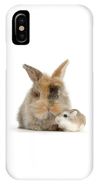Ham And Bun IPhone Case