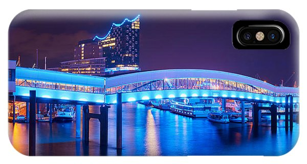 Hamburg Blue Port 2015 IPhone Case