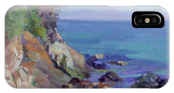 Hamilton Cove Catalina Island IPhone Case