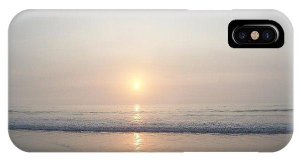 Hampton Beach Sunrise IPhone Case