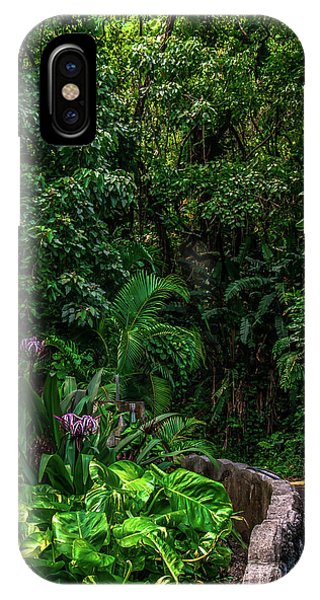 Hana Highway Maui Hawaii IPhone Case