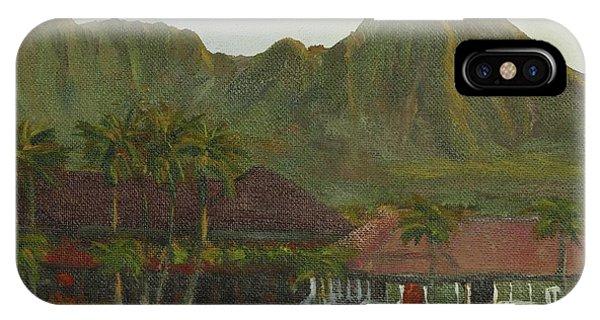 Hanalei IPhone Case