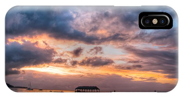 Hanalei Sunset IPhone Case