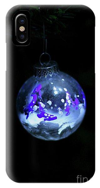 Handpainted Ornament 001 IPhone Case