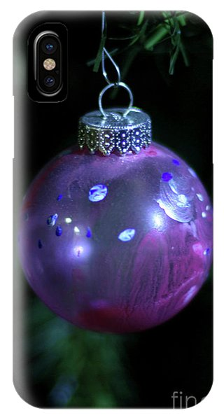 Handpainted Ornament 002 IPhone Case