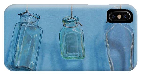 Hanging Bottles IPhone Case