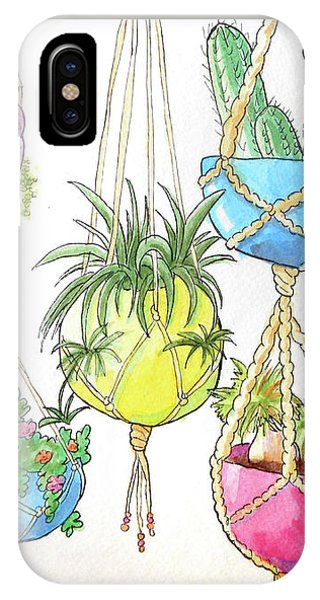 Hanging Garden IPhone Case