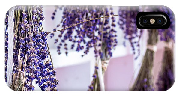 Hanging Lavender IPhone Case