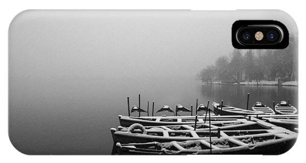 Hangzhou's West Lake IPhone Case