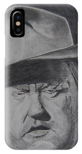 Hank IPhone Case
