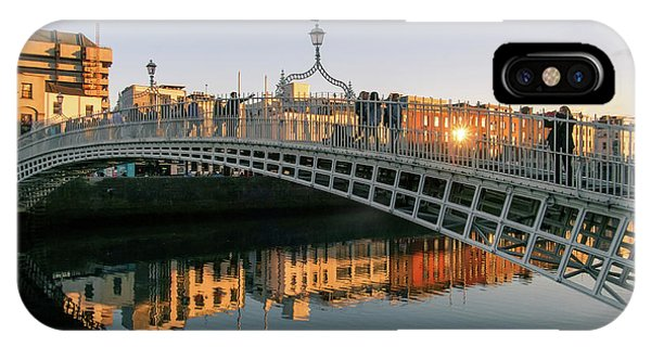 Ha'penny Bridge IPhone Case