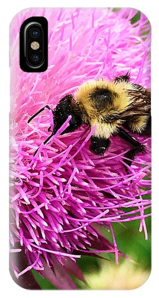IPhone Case featuring the photograph Happiness by Jeff Iverson