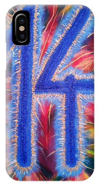 My Son iPhone Case - Happy 14 Birthday by Ted Jec