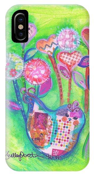 Happy Birthday Mindy Birdy IPhone Case