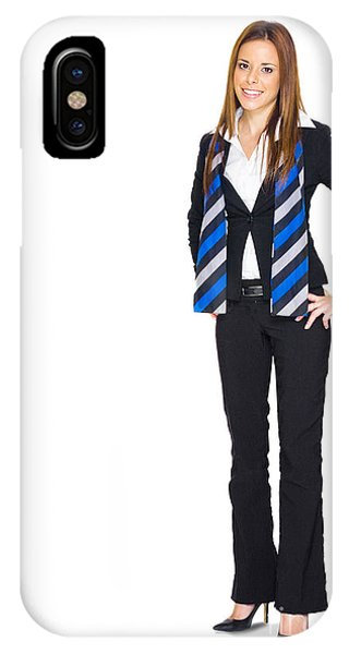 Happy Business IPhone Case