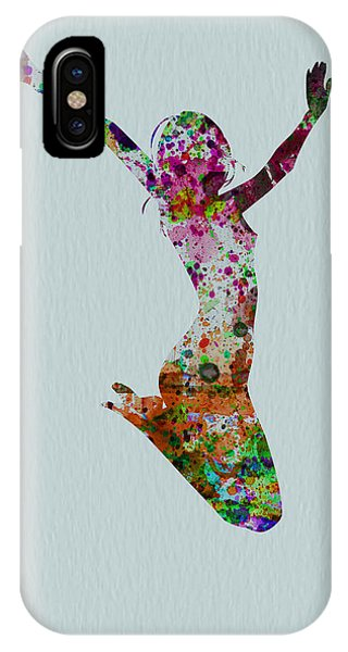 Musical iPhone Case - Happy Dance by Naxart Studio