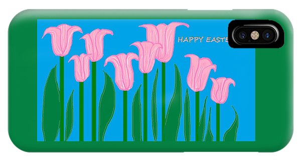 Happy Easter 1 IPhone Case