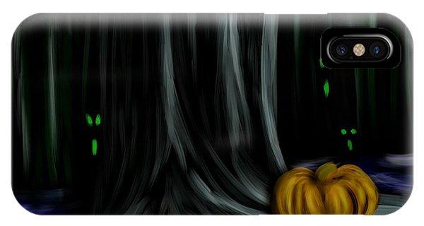 Happy Halloween IPhone Case
