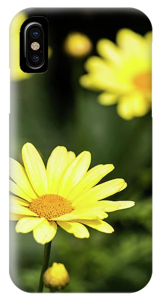 Happy Summer Flowers IPhone Case