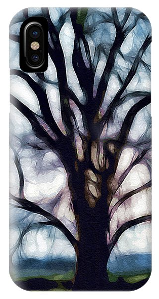 Happy Valley Tree IPhone Case