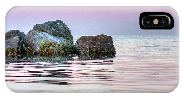 Harbor Breakwater IPhone Case