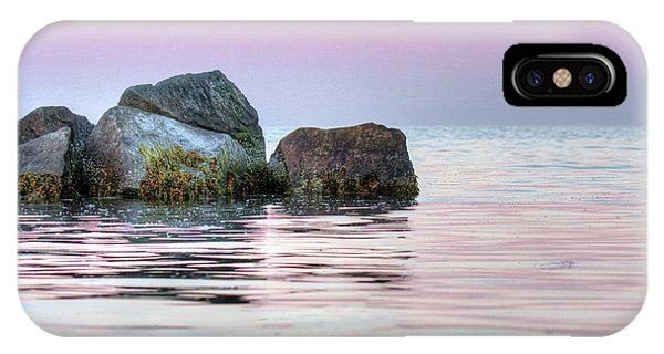 Harbor Breakwater IPhone Case