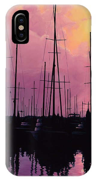 Harbor Glow IPhone Case