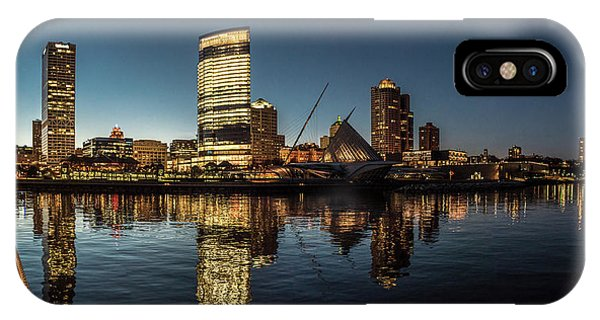 Harbor House View IPhone Case