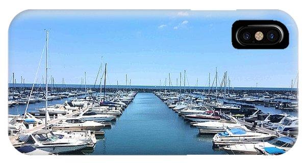 Harbor Life IPhone Case