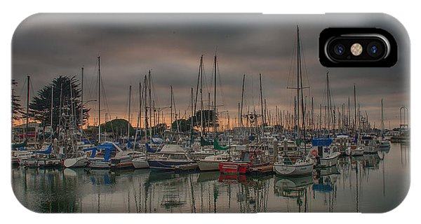 Monterey iPhone Case - Harbor Light by Bill Roberts