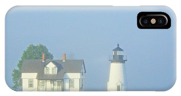 Harbor Mist IPhone Case