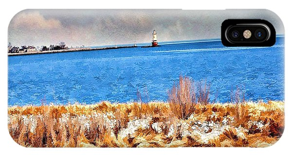 Harbor Of Tranquility IPhone Case