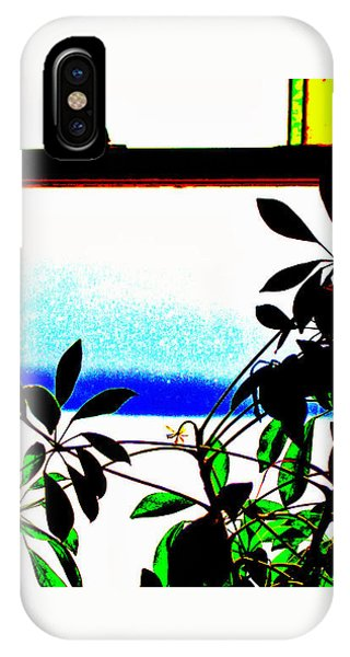 Harbor Side Window IPhone Case