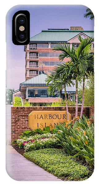 Harbour Island Retreat IPhone Case