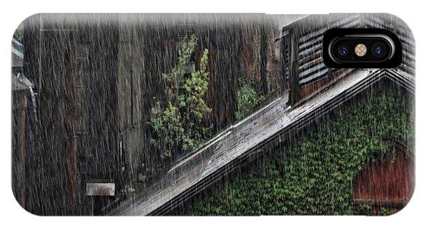 Hard Rain IPhone Case