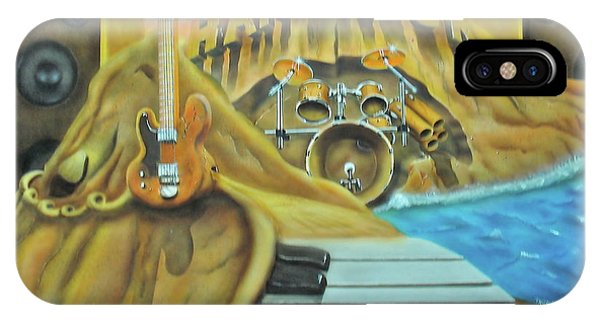 Hard Rock IPhone Case