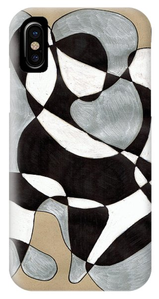 Harlequin Abtracted IPhone Case