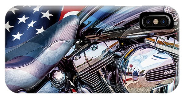 Harley-davidson 103 - B IPhone Case