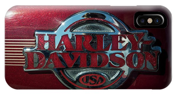 Harley Davidson 12 IPhone Case